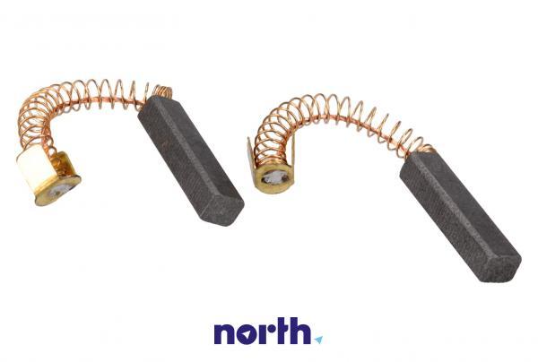Szczotka do silnika (węglowa) - 2szt. do odkurzacza 6mm,1