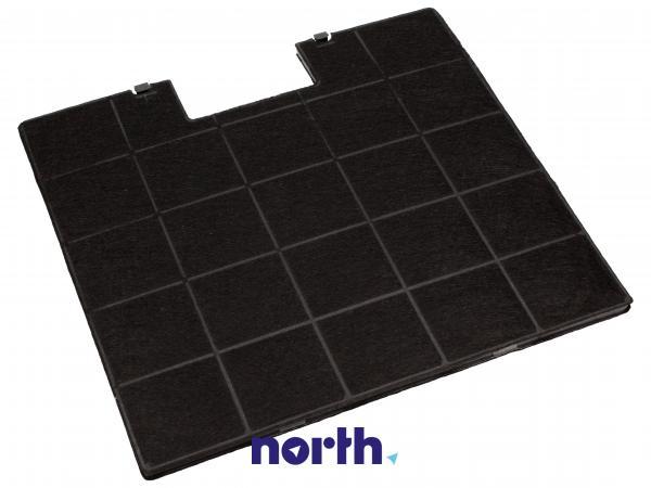 Filtr węglowy aktywny w obudowie do okapu Amica 1009203,0