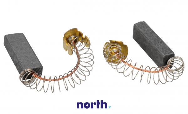 Szczotka do silnika (węglowa) - 2szt. do odkurzacza 9mm,1