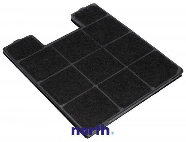 Filtr węglowy aktywny w obudowie do okapu Amica 1009206,0