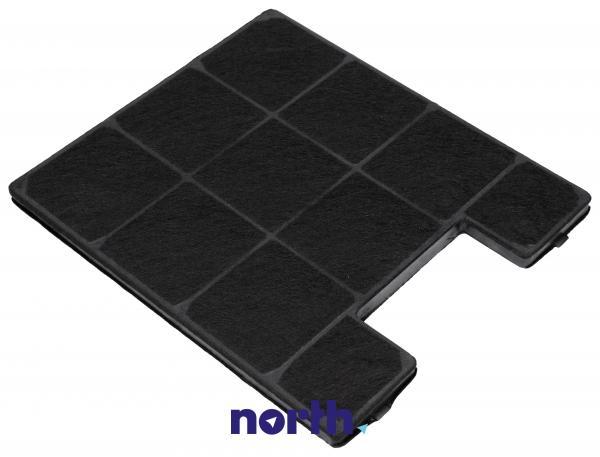 Filtr węglowy aktywny w obudowie do okapu Amica 1009206,1