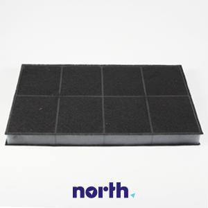 Filtr węglowy aktywny w obudowie do okapu Siemens 00460008,1