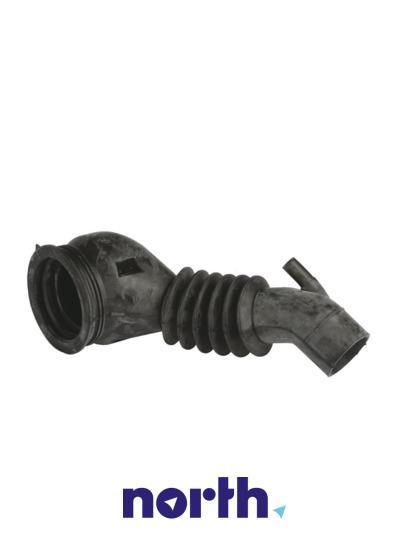 Rura | Wąż połączeniowy bęben - pompa gumowy do pralki Siemens 00118932,1