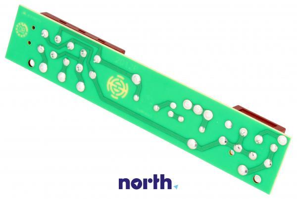 Sterownik   Płytka z przełącznikami panelu sterowania do okapu Whirlpool 481929068272,2