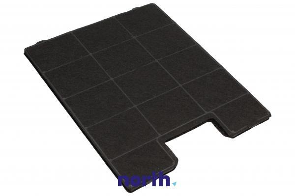 Filtr węglowy aktywny w obudowie do okapu Amica 1009205,0
