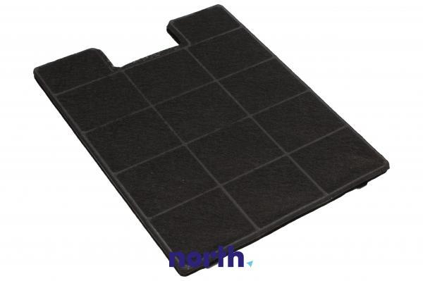 Filtr węglowy aktywny w obudowie do okapu Amica 1009205,1