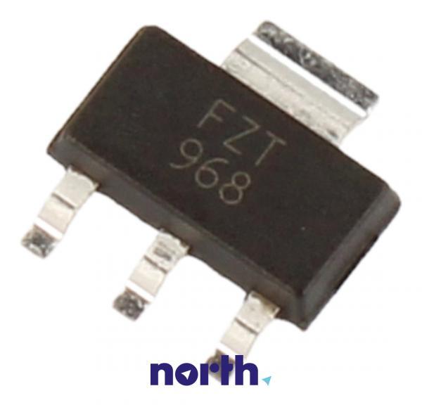 FZT968 Tranzystor SOT-223 (pnp) 12V 6A 80MHz,0