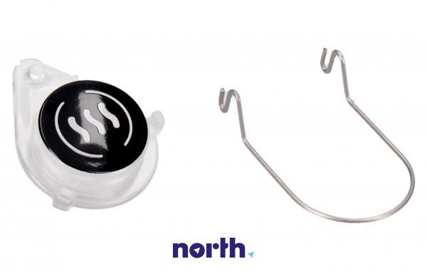Przycisk podgrzewacza filiżanek do ekspresu do kawy 00614450,0