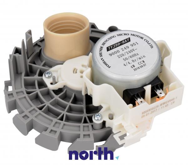 Zwrotnica | Dystrybutor alternatywny wody do zmywarki Bosch 00644996,2