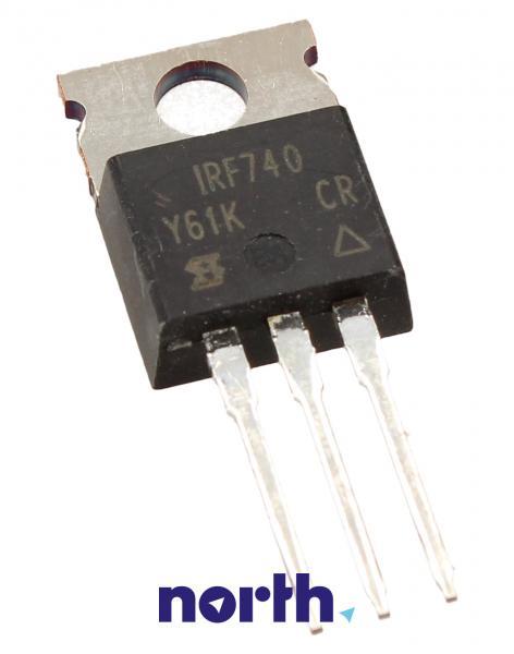IRF740 Tranzystor TO-220AB (n-channel) 400V 10A 10MHz,0