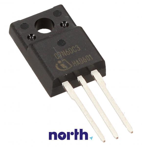SPA07N60C3 Tranzystor TO-220 (n-channel) 650V 7.3A 285MHz,0