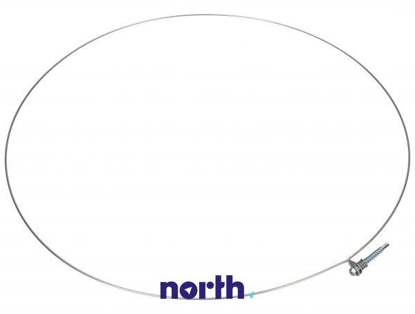 Opaska | Obejma fartucha (tylna) do pralki DC9714618A,0
