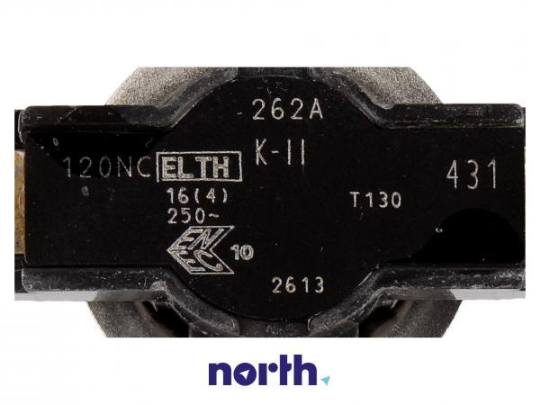 Termostat do lodówki Electrolux 1250024104,3