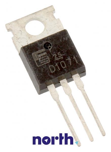 2SD1071 Tranzystor TO-220 (npn) 450V 6A 100MHz,0