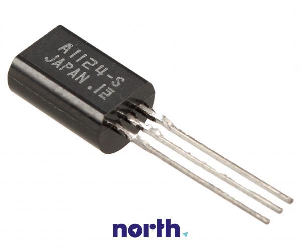 2SA1124 Tranzystor TO-92 (pnp) 150V 0.05A,0