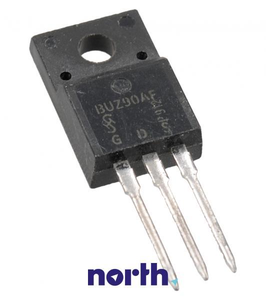 BUZ90AF Tranzystor TO-220 (n-channel) 600V 4A 5MHz,0