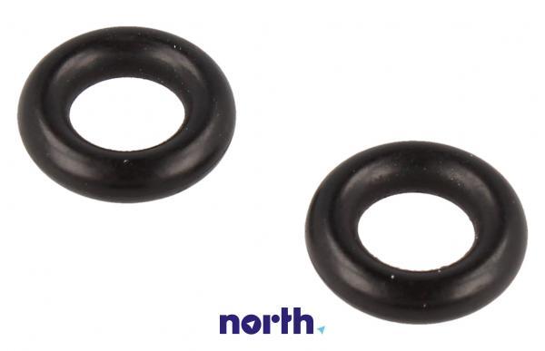 Uszczelka o-ring grzałki przepływowej (13x6.5x3mm) czarna 1szt. do ekspresu do kawy Siemens 00614611,0