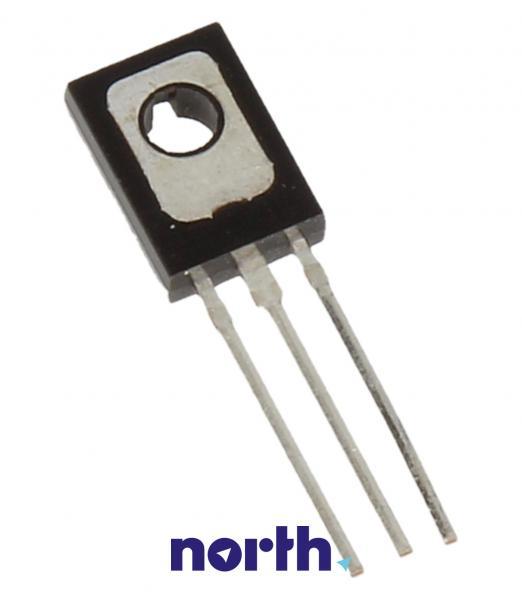 BD675 Tranzystor TO-126 (npn) 45V 4A 60kHz,1