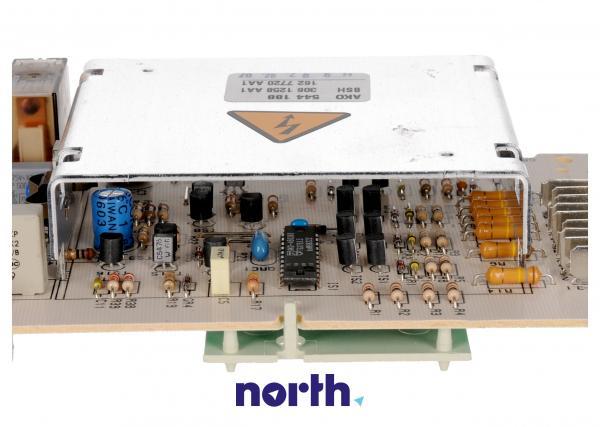 Moduł elektroniczny skonfigurowany do pralki Siemens 00094990,3