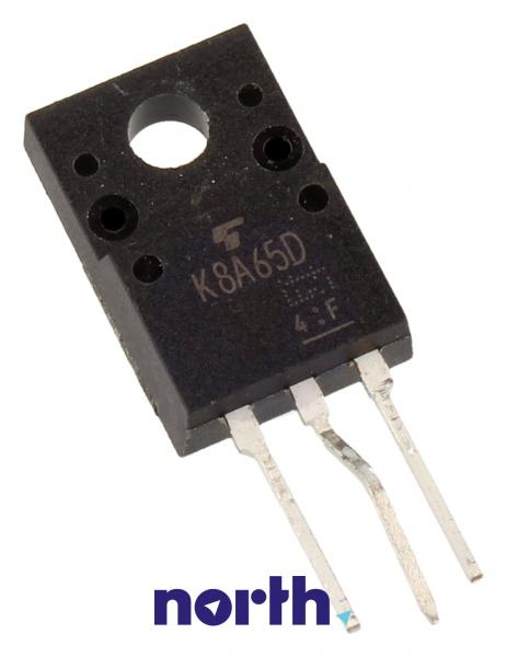 401556R Tranzystor TO-220 (N-Channel) 650V 8A,0