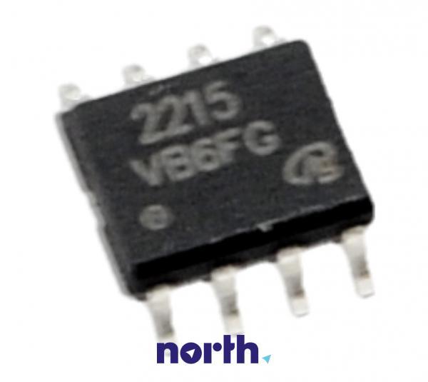 HAT2215R Tranzystor SOP-8 (n-channel) 80V 20.4A 250MHz,0
