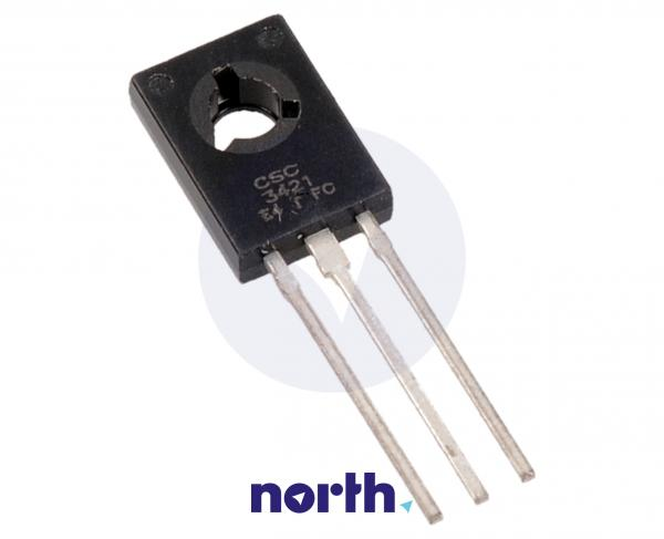 2SC3421 Tranzystor TO-126 (npn) 120V 1A 120MHz,0