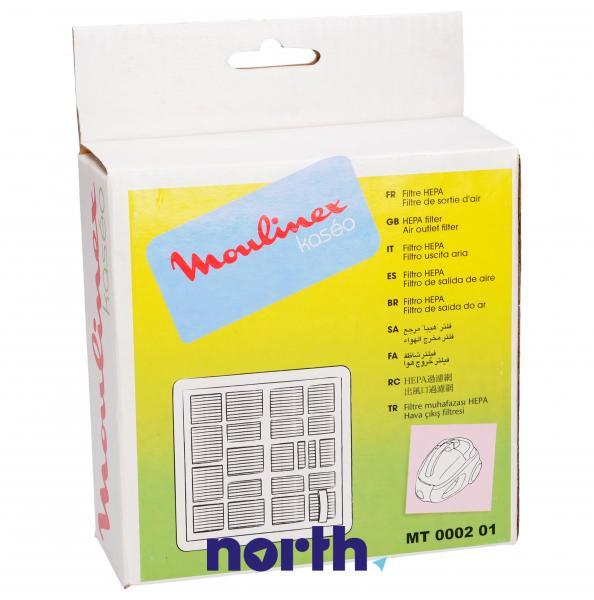 Filtr hepa 1szt. do odkurzacza Moulinex MT000201,3