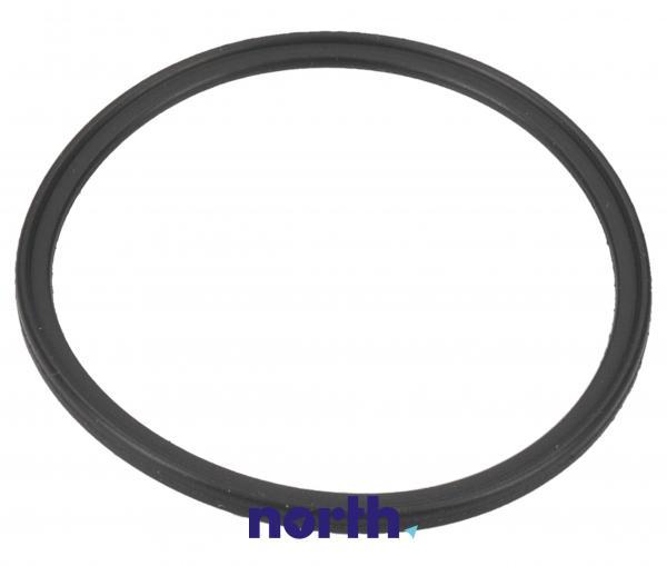 Uszczelka o-ring prowadnicy zaparzacza do ekspresu do kawy Rowenta MS0698531,1