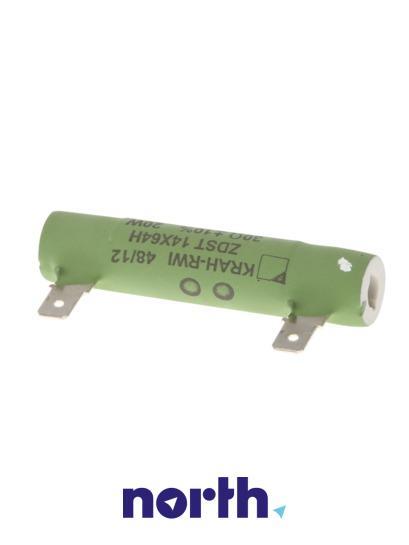 Opornik | Rezystor drutowy do mikrofalówki Siemens 00030092,1