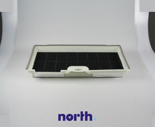 Filtr węglowy aktywny w obudowie do okapu Siemens 00460088,1