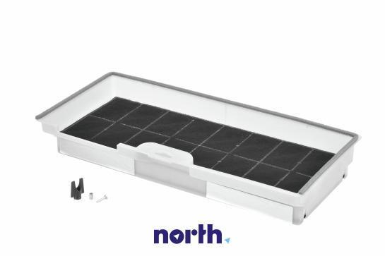 Filtr węglowy aktywny w obudowie do okapu Siemens 00460088,2