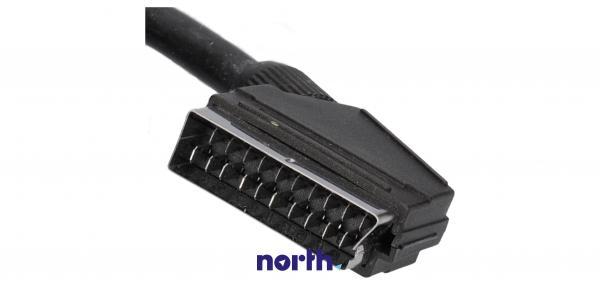 Kabel SCART 1.5m (wtyk/wtyk),1