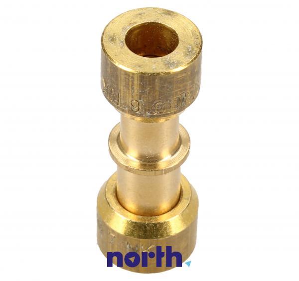 Przejściówka | Redukcja mosiężna 7mm/6mm do klimatyzacji Lokring L13000639,1