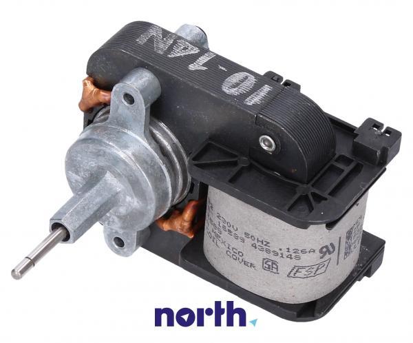 Silnik wentylatora do lodówki Whirlpool 481936118333,0
