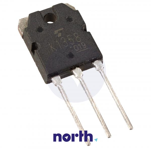 2SK1358 Tranzystor TO-3P (n-channel) 900V 9A,0