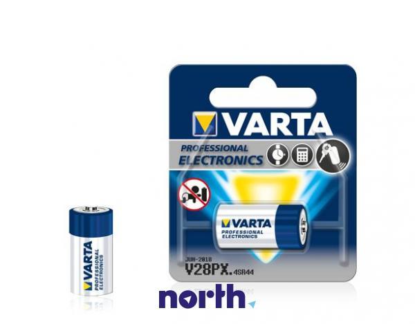 V28PX | 4SR44 | 544 Bateria 6.2V 145mAh Varta (1szt.),0