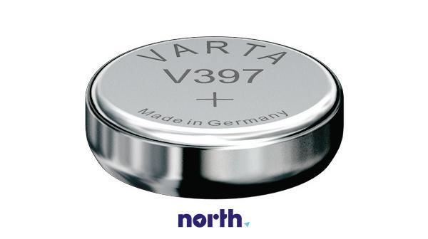 V397 | SR59 | 397 Bateria 1.55V 30mAh Varta,0