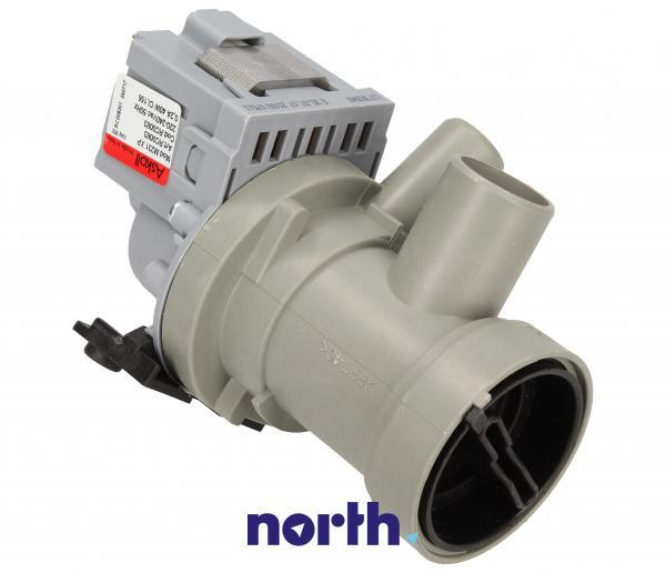 Pompa odpływowa kompletna do pralki Whirlpool,0