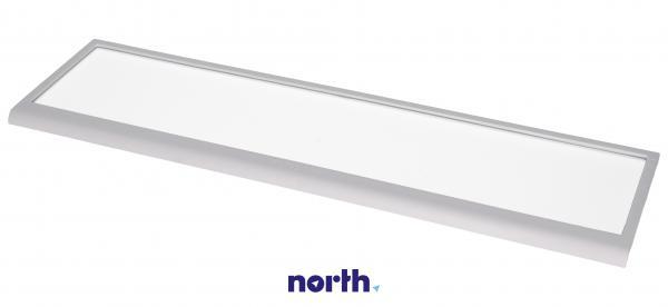 Szyba   Półka szklana kompletna do lodówki Whirlpool 481245088196,1