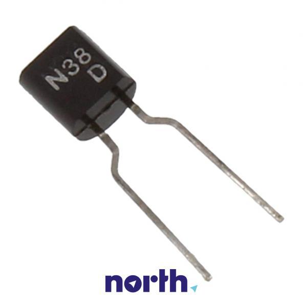 Bezpiecznik 1,5AICPN38,0