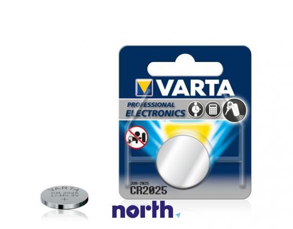 CR2025 | DL2025 | Bateria 3V Varta (2szt.),0