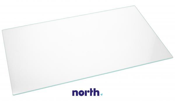 Szyba | Półka szklana chłodziarki (bez ramek) do lodówki 481050304761,0