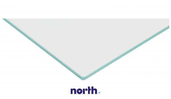 Szyba   Półka szklana chłodziarki (bez ramek) do lodówki 481050304761,1