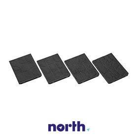 Filtr węglowy KITC3R aktywny w obudowie do okapu Smeg KITC3R,0