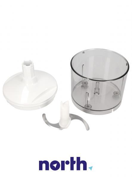 Minimalakser | Rozdrabniacz kompletny do blendera ręcznego,1