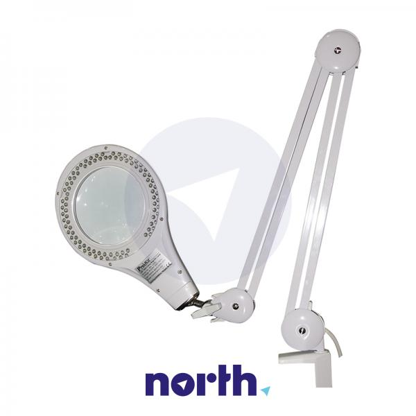 Lampa biurkowa ze szkłem powiększającym MA1209LI Proskit,0