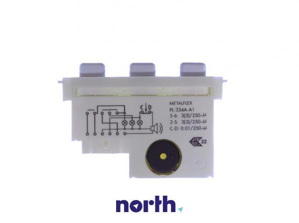 Przyciski wyświetlacza do lodówki 378739,1