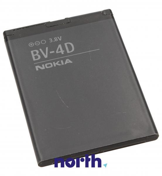 Akumulator | Bateria BV-4D 3.8V 1400mAh do smartfona 02732K1,0