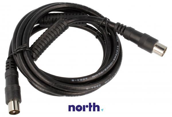 Kabel antenowy 1.5m (wtyk/gniazdo),0