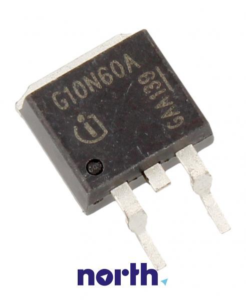 SGB10N60A Tranzystor TO-263 (NPN) 600V 20A,0
